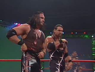 WCW New Blood Rising 2000 -  Kronik