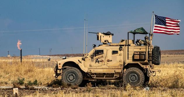 Οι Αμερικανοί εγκατέλειψαν τους Κούρδους, αλλά το πετρέλαιο ποτέ