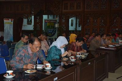 Ini Yang Dilakukan 10 Anggota DPRD Propinsi Jateng Di Batang