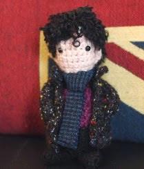 http://retsnimel.deviantart.com/art/Crocheted-Sherlock-Pattern-297099875