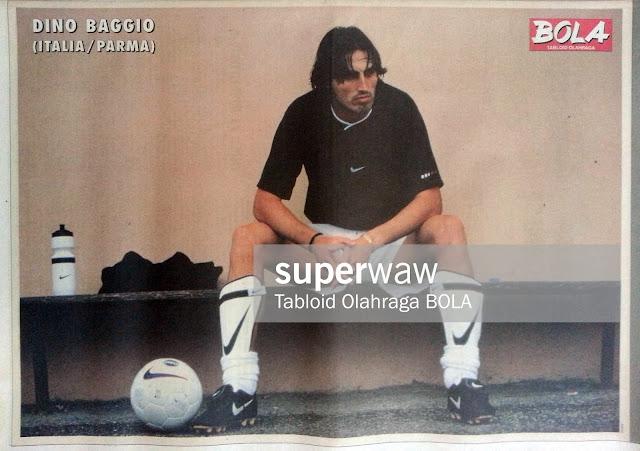 Poster Dino Baggio