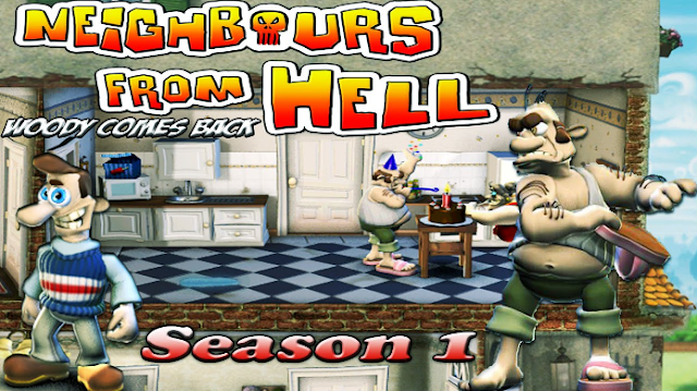 Neighbours from Hell Season 1 Mod Unlocked