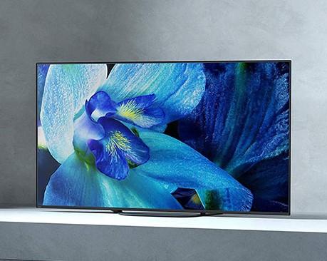 sony OLED A8G 4K TV: Sony Bravia TV