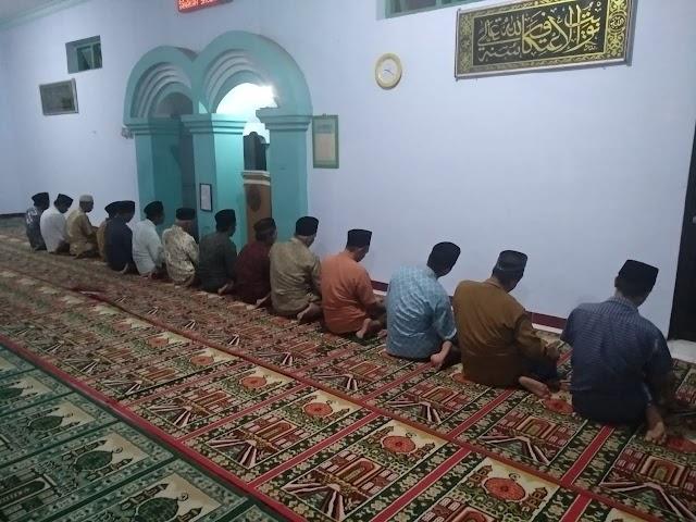 Lailatul Ijtima' rutin
