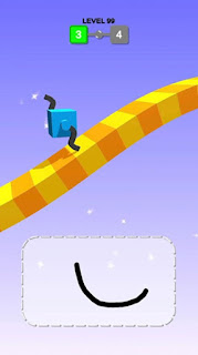 Download Draw Climber v1.2.0 Full MOD Money & Coins
