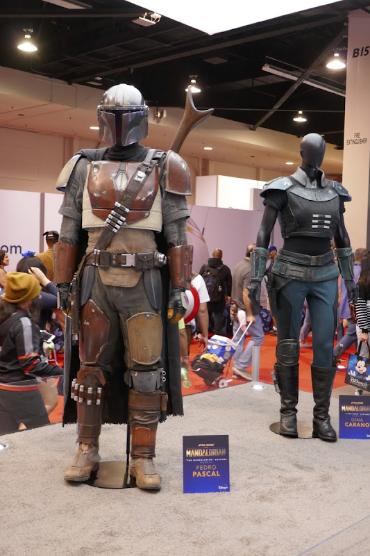 The Mandalorian costumes
