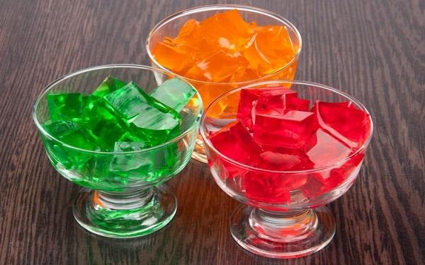 Receita de gelatina de vodka (Imagem: Reprodução/Internet)
