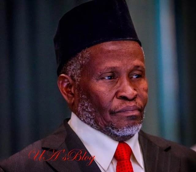 CJN yet to use office seven months after