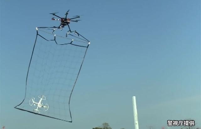 αστυνομία για drones
