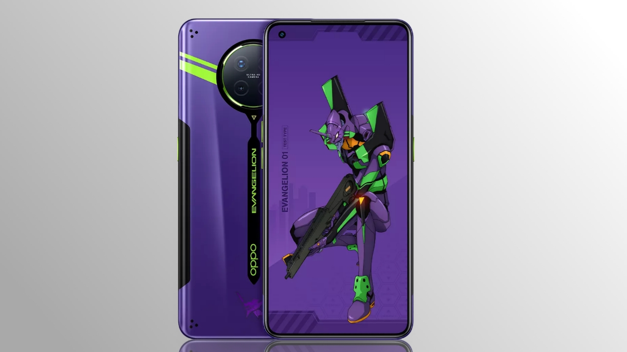 Oppo Ace 2 Evangelion Edition Launched: Detailed Specifications, Price, Reviews