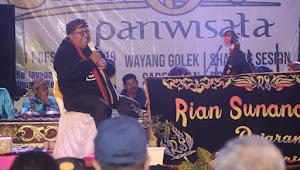 Saba Desa Pariwisata ,H.Marwan Hamami Dialog Interaktif Bersama Cepot