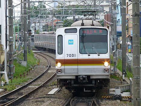 【17000導入ダイヤ改正で消滅!】東京メトロ7000系の急行 飯能行き