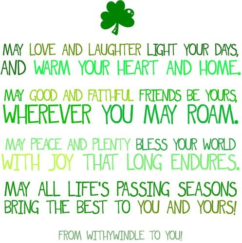 St Patricks Day Quotes Gorgeous St Patrick's Day Quotes For Kids Funny Quotations Pictures