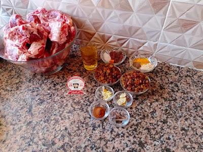 أطباق اللحم
