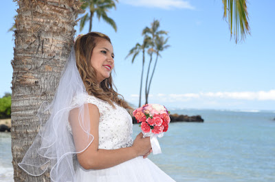 Tijuana Bride in Hawaii