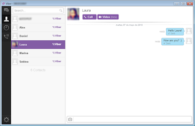 Download Viber 5.9.1 For Windows Terbaru