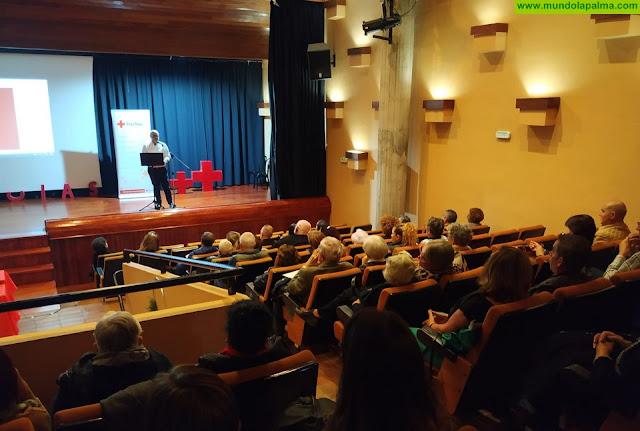 Cruz Roja en La Palma realiza un reconocimiento a todos sus socios, socias y empresas colaboradoras