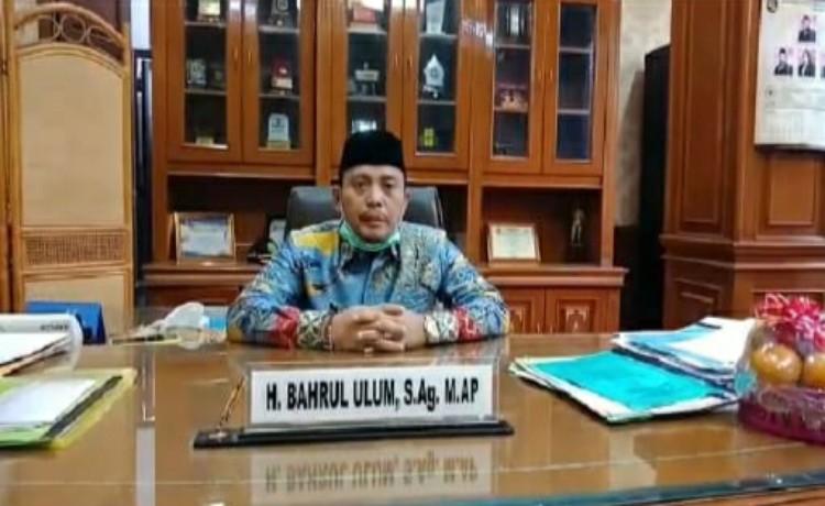 Ketua DPRD Kabupaten Serang Ajak Masyarakat Jaga Pola Hidup Sehat