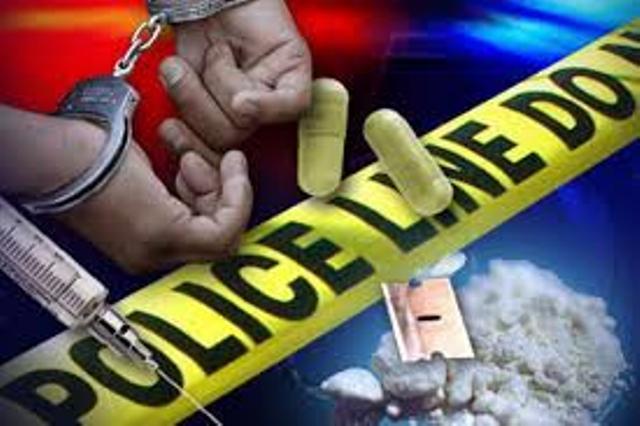 Warga Desa Rajabasa Lama Ditangkap Polisi, diduga Terlibat Narkoba
