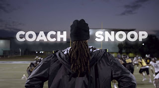 Coach Snoop New Netflix Exclusive You Read It Here First