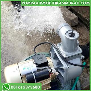 Pompa Air Untuk Kolam Ikan Besar