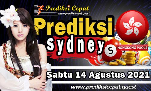 Prediksi Togel Sydney 14 Agustus 2021