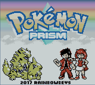 pokemon prism 2017 cover