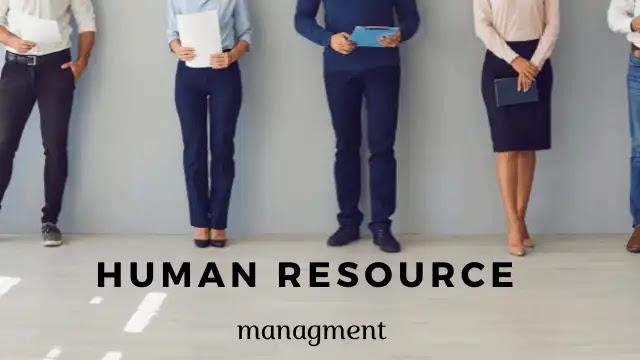 ادارة الموارد البشرية Human Resource Management