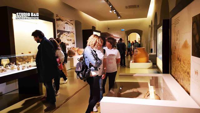 Με δωρεάν είσοδο τα μουσεία και οι αρχαιολογικοί χώροι και στην Πελοπόννησο 28 και 29 Σεπτεμβρίου