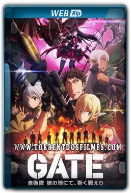 Gate 2nd Season (2016) Torrent – WEB-Rip 720p | 1080p Legendado
