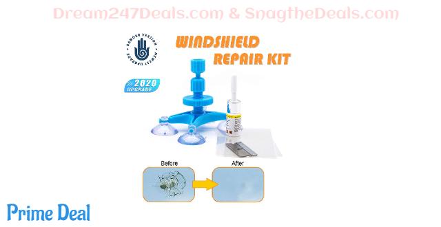 Windshield Repair Kit 50% off