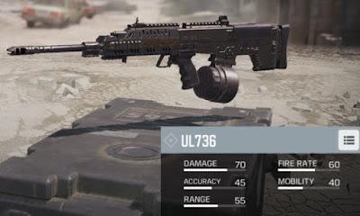 player Call of Duty Mobile yang baru dirilis ini memiliki banyak senjata yang bisa dipilih Senjata Terbaik dan Mematikan di COD Call Of Duty Mobile