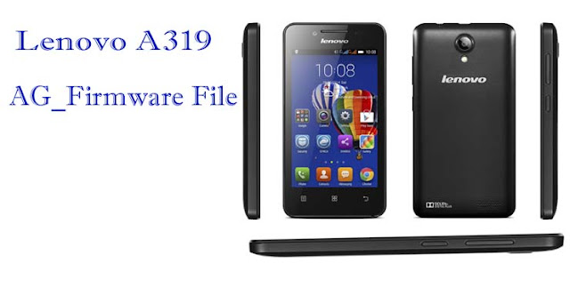 Lenovo A319 S303 150312 CM2 Dongle Read Stock Rom Firmware Flash File