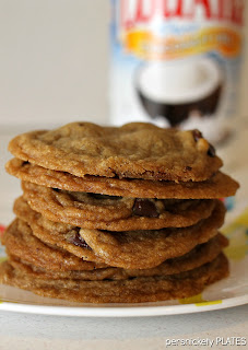 coconut oil cookies
