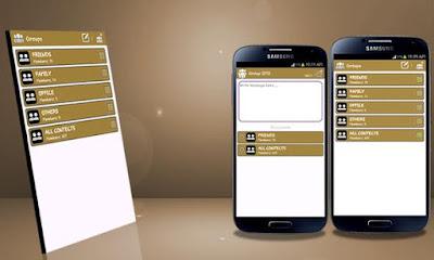 طريقة ارسال رسالة SMS واحدة إلى جميع جهات اتصالك