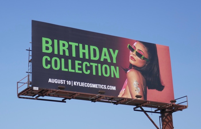 Birthday Collection Kylie Cosmetics Aug19 billboard