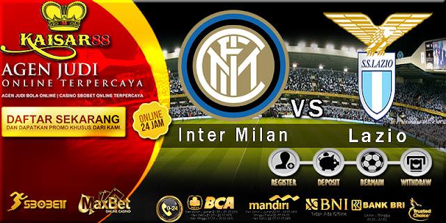 Prediksi Bola Jitu Liga Itali Inter Milan vs Lazio 31 Desember 2017