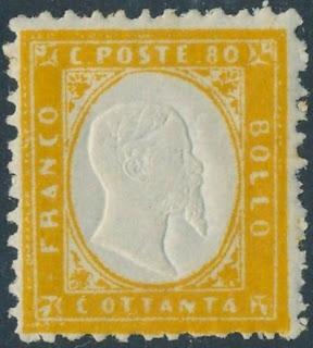 Italy # 21  - King Victor Emmanuel II