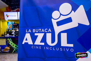 Logo de La Butaca Azul