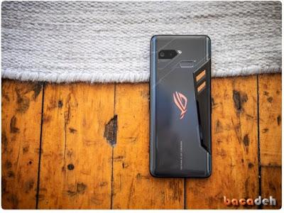 Ponsel terbaik untuk game, ASUS ROG Phone, Rog Phone