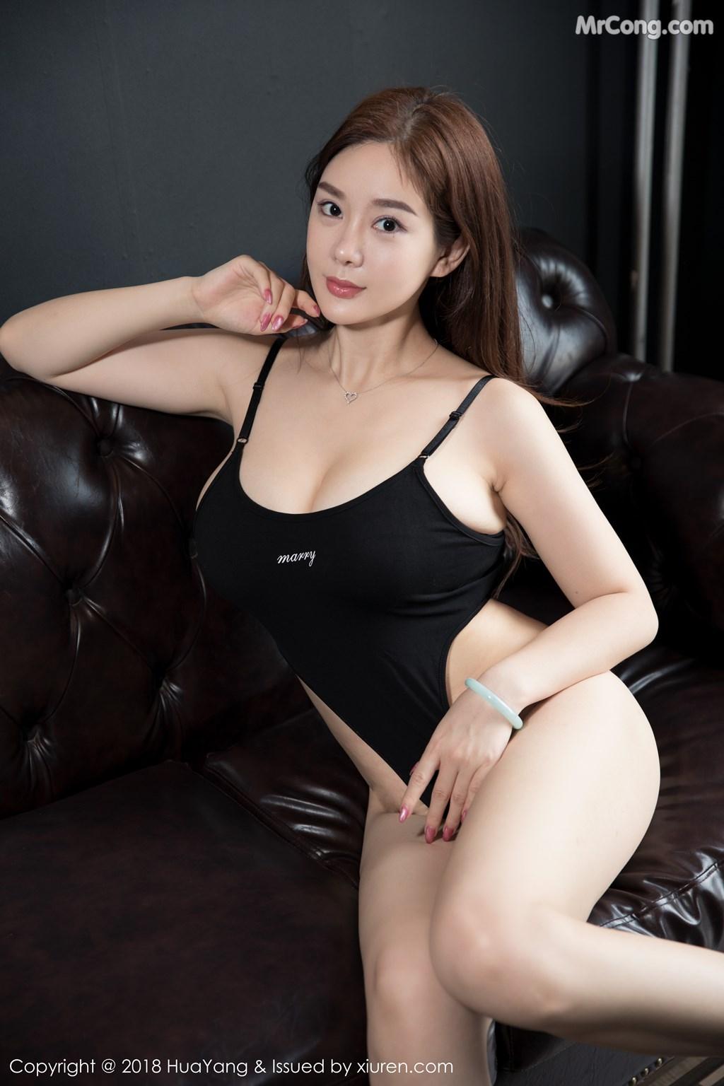 Image HuaYang-2018-08-09-Vol.068-Silvia-MrCong.com-013 in post HuaYang 2018-08-09 Vol.068: Người mẫu 易阳Silvia (41 ảnh)
