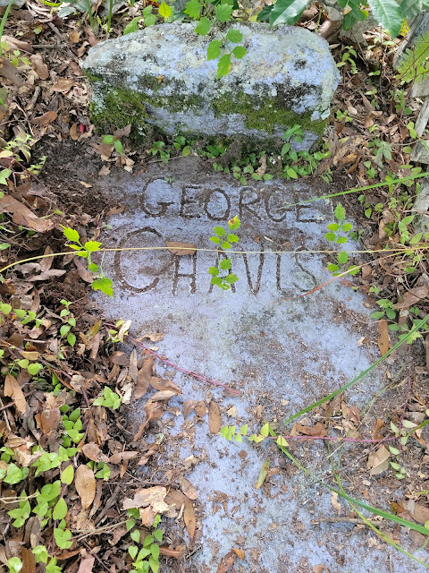 George Chavis Cemetery Plot at Pinehurst and San Sebastian Cemetery in West Augustine, St. Augustine Florida