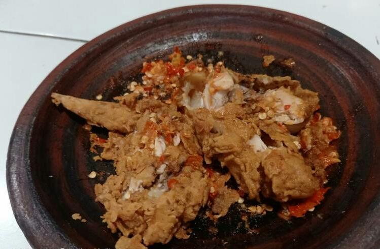 Resep Memasak Ayam geprek hot Tiada Tanding