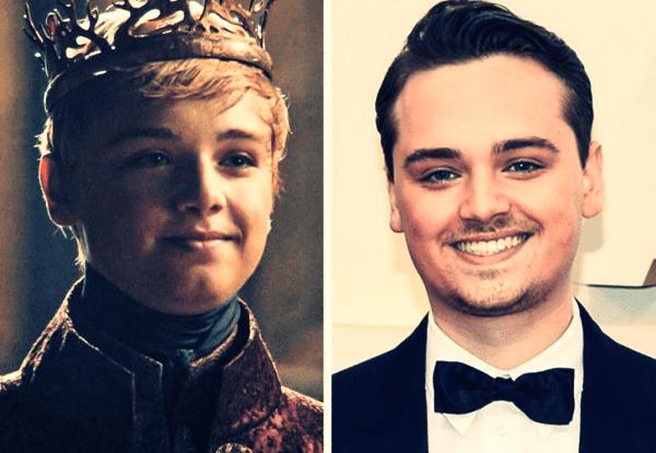Tommen Baratheon - Dean-Charles Chapman Değişimi