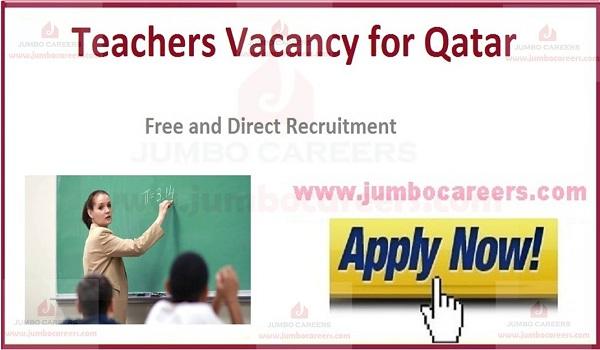 Teachings Jobs in Qatar | PLC Qatar Careers 2020
