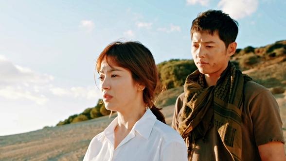 Descendants Of The Sun Kore Dizisi