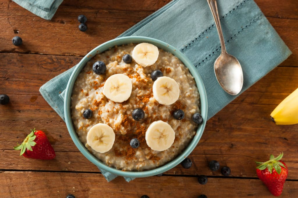 Oatmeal Diet For Weight Loss - Benefits of Eating oatmeal