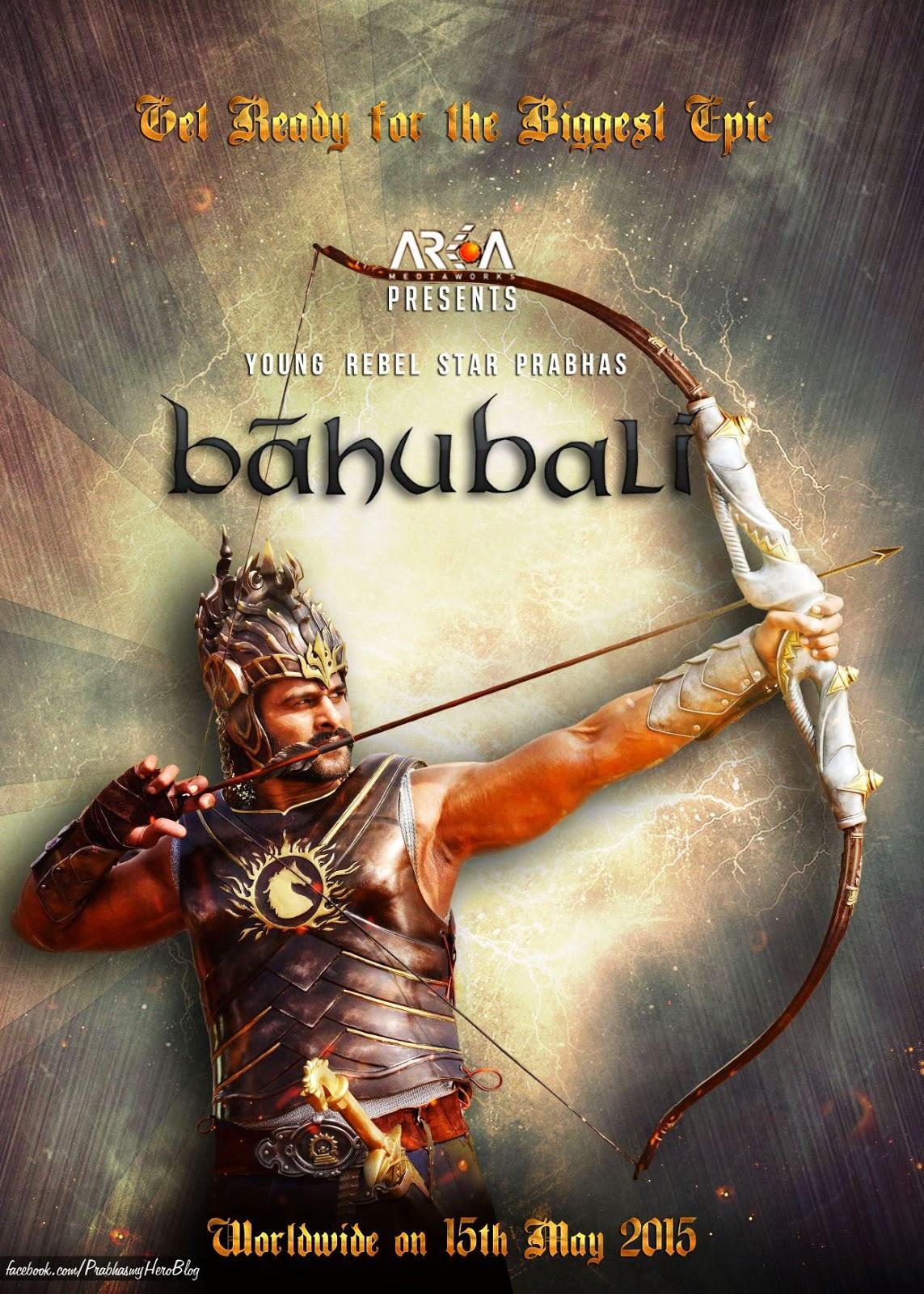 PrabhasMyHero Blog: Baahubali - A masterpiece in the making
