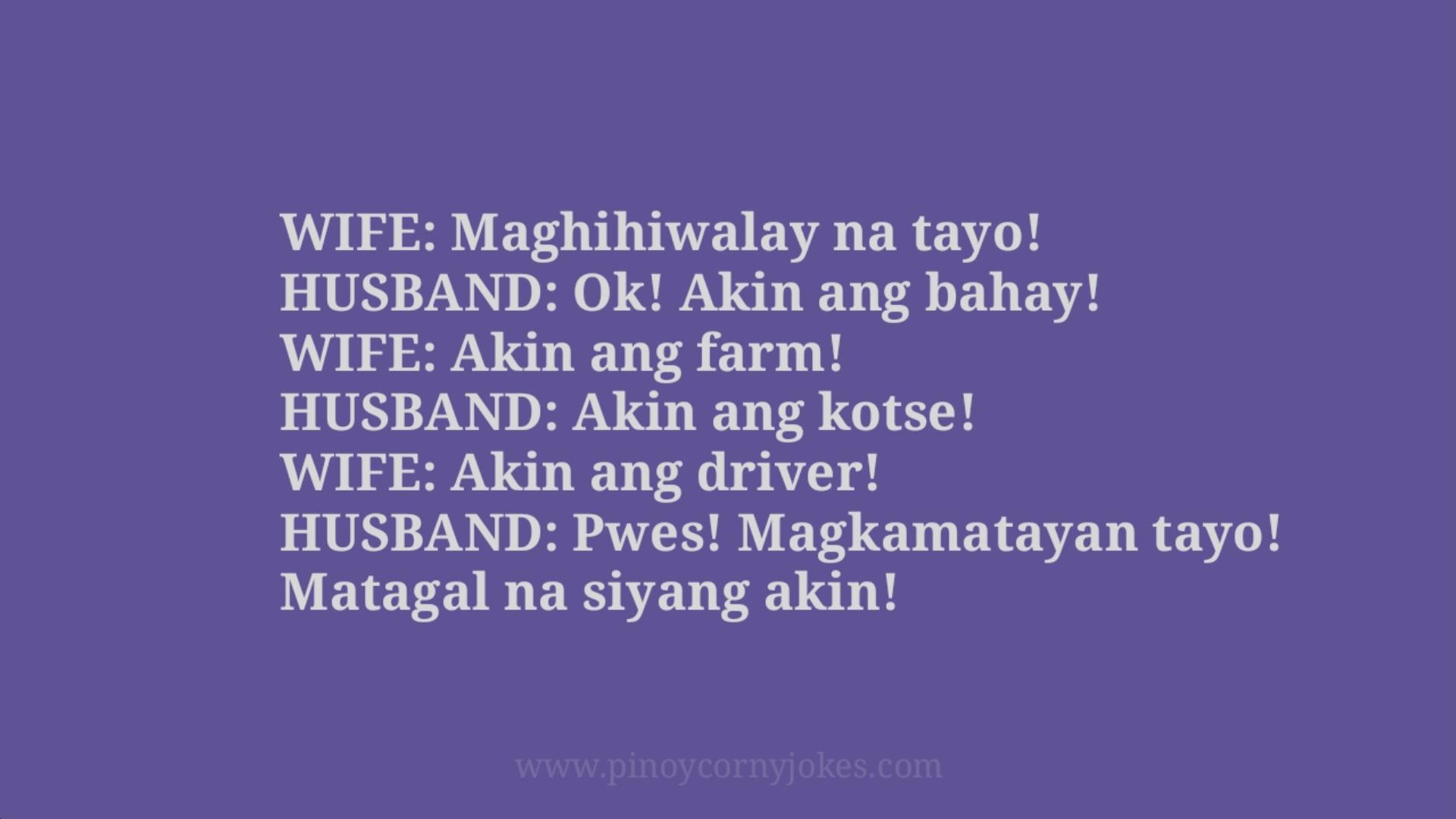 maghiwalay pinoy jokes 2021