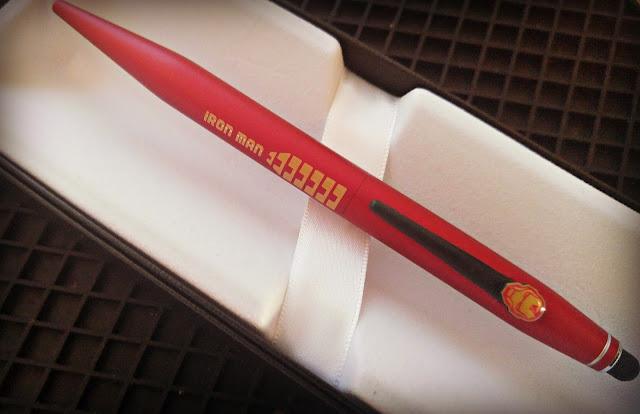 CROSS Marvel series pens